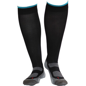Gococo Compression Superior Calcetines, black